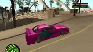 GTA  San Andreas en güzel modifiye edilen arabaları