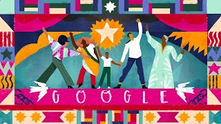 Behind the Doodle: 155th Anniversary of Juneteenth