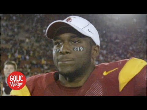 Reggie Bush's 10-year Disassociation From USC Will End | Golic And Wingo