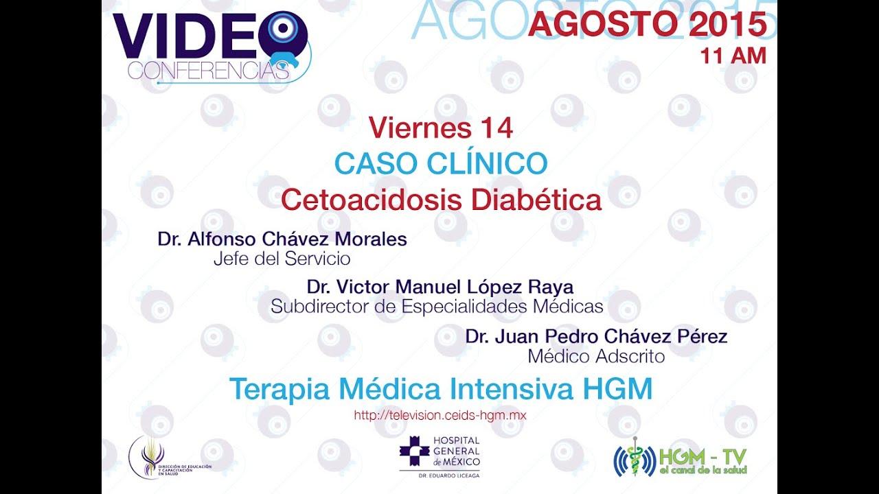 Caso Clínico: Cetoacidosis Diabética - YouTube