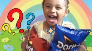 🔆 Stella [Mysterious Disappearance] of (Doritos) Chips Fun Funny Story Kids Video