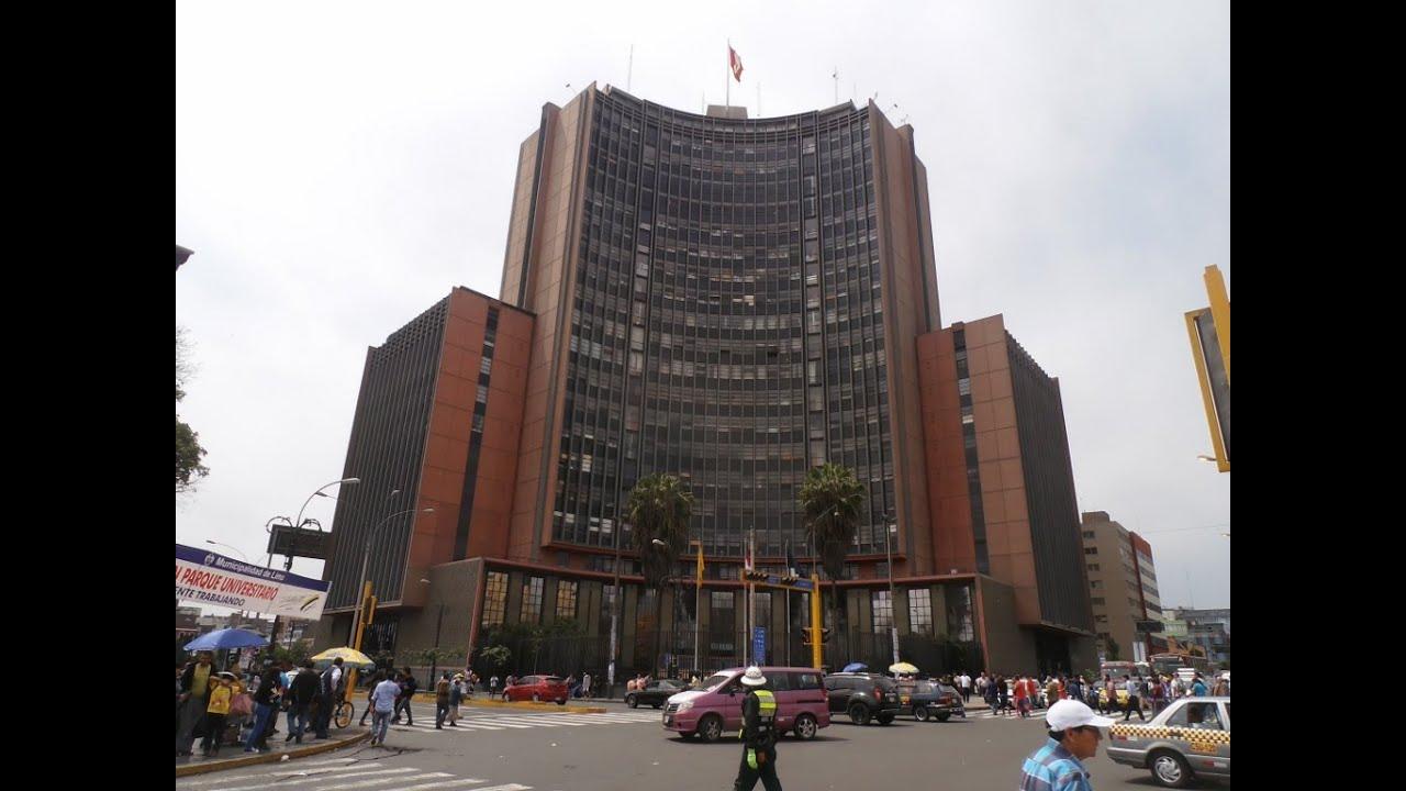 Gemelo del antiguo edificio del ministerio de educaci n for Ministerio del interior migraciones peru