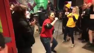 (Louisville ARA) Fat Arab Porn Star Julia Adams Autistic Screeching