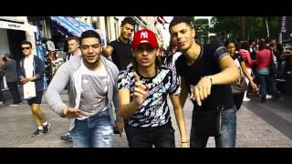 DJ Hitman feat. Hamdax - P.P [Clip Officiel]