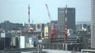 横浜三井ビルディング_建設経過(2010年09月01日)