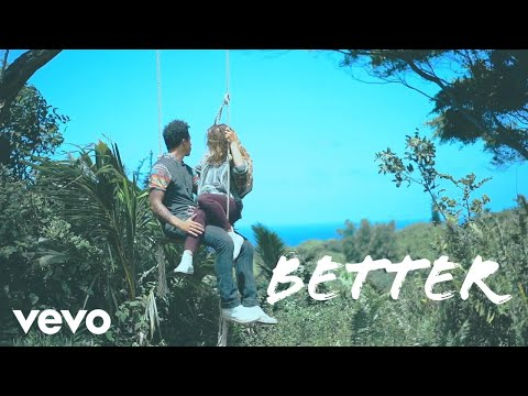 AJ Salvatore, Fluencee - Better (Lyric Video) ft. Bri Tolani