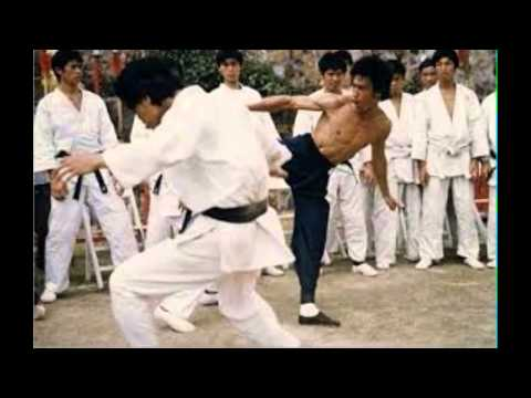 Enter the Dragon Kung Fu fight sound effects