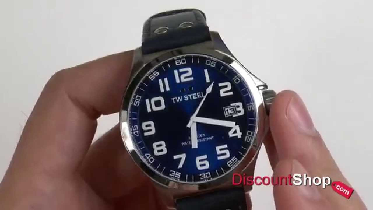 Locator Tw 6 : Tw steel pilot review by discountshop youtube