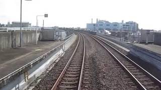 2018 10 展望 東海交通事業・城北線 キハ11形・300番台 勝川~枇杷島
