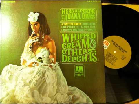 A Taste Of Honey , Herb Alpert & The Tijuana Brass , 1965 Vinyl