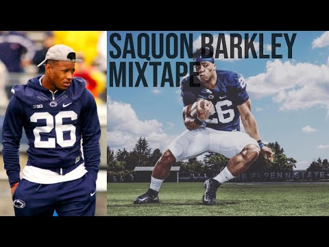 Saquon Barkley || Track Meet || Mixtape (HD)