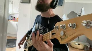 Every Time I Die - A Gentleman's Sport (Bass Playthrough)