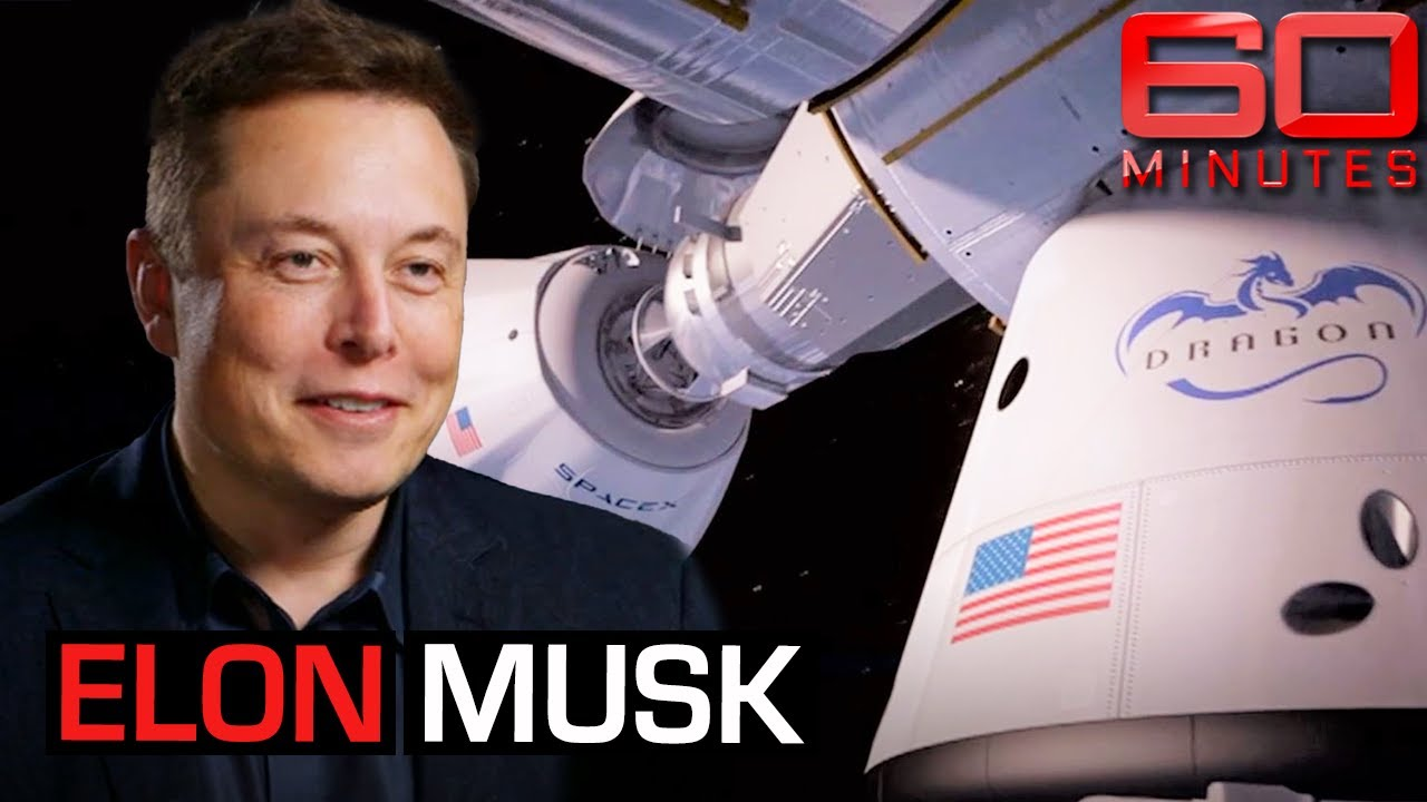 Rare interview with billionaire Elon Musk on his plans to colonize Mars | 60 Minutes Australia
