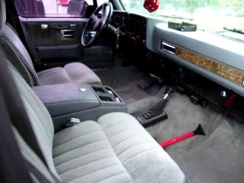 1990 Gmc Suburban Youtube