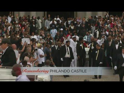 Students, Colleagues Remember Philando Castile At St. Paul School