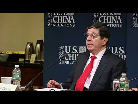 David Denoon: China's Emerging Foreign Policy - Central Asia, Southeast Asia, and Latin America