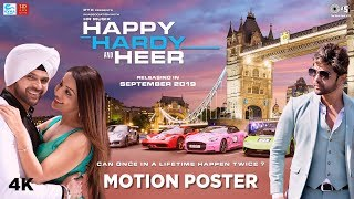 Happy Hardy And Heer Motion Poster | Himesh Reshammiya & Sonia Mann | Raka