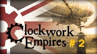 Clockwork Empires Let