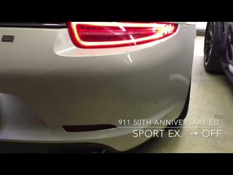 911 50th Anniversary Edition