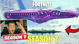 was ist mit fortnite passiert? season 7