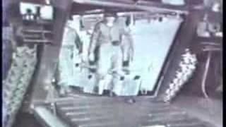 1952 United States Marine Corps TV Program, LVT Tour