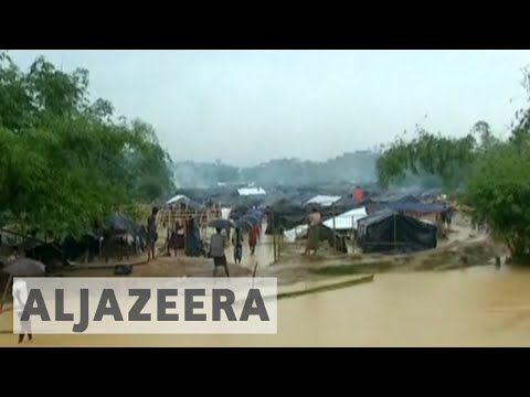 Muslim Aid head talks about dire situation in Myanmar's Rakhine