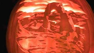 National Park Jack-o-lanterns