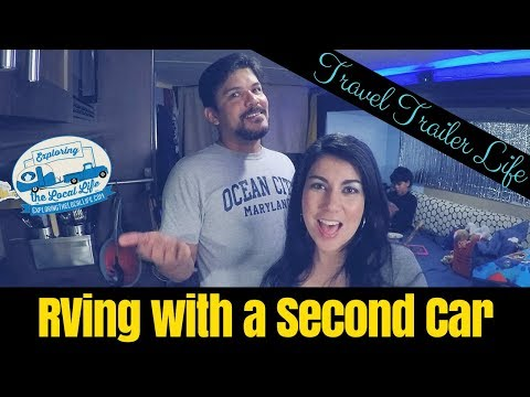 RV Life with a Second Car – Travel Trailer Living – Frugal RVing