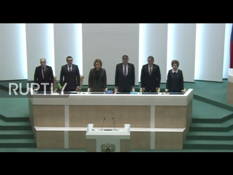 Russia: Law easing penalties for domestic violence approved by State Duma
