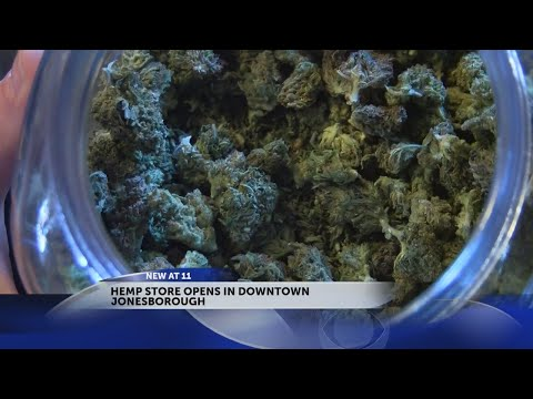 Hemp Store Opens In Downtown Jonesborough