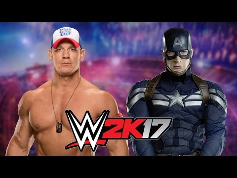 John Cena vs Captain America Mp3