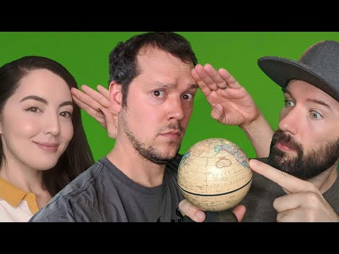 Microsoft Flight Simulator Challenge! Captain Mike's World Tour vs Backseat Pilots Jane and Andy