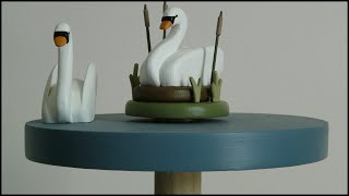 Automata - Swans Nesting