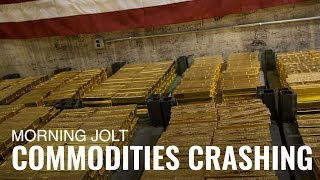 Commodities Prices Have Crashed -- Time to Worry About Economy In 2019?