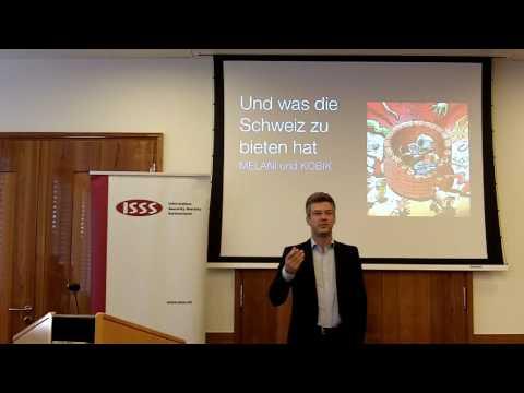 Cyber Crime und die Schweiz an ISSS St. Galler Tagung 2010 von Marc Henauer