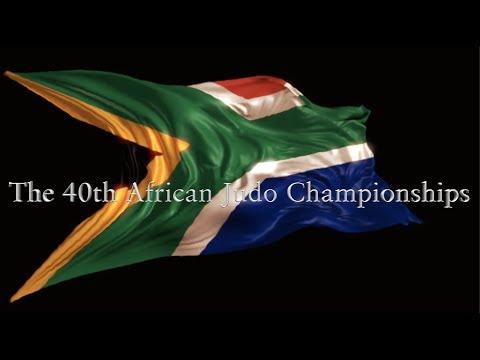 African Judo Championships 2019