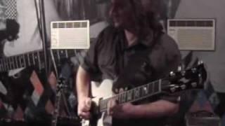 Vox Joe Satriani Signature Pedals at the Namm Show 2009
