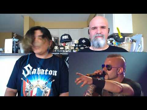 Sabaton - The Lion From the North (Live) [Reaction/Review]