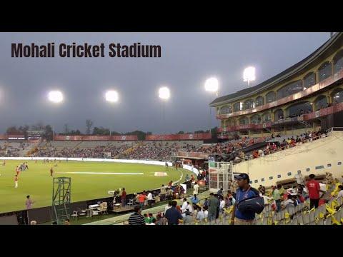 Mohali Cricket Stadium