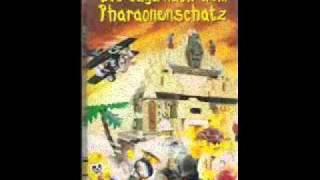 LEGO - Die Jagd nach dem Pharaonenschatz [Hörspiel]