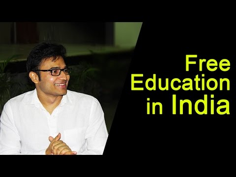 Free Education In India