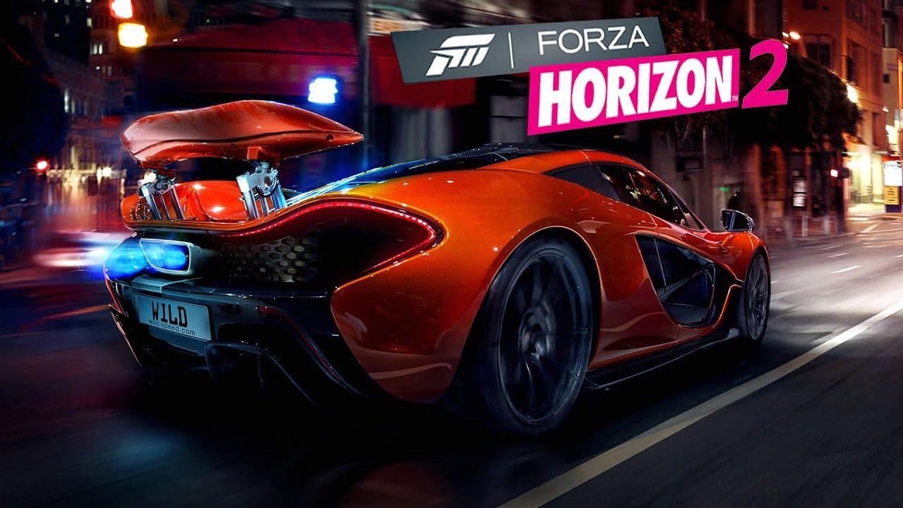 Racing Car Wallpaper 1080p 29 Zagrajmy W Forza Horizon 2 Mclaren P1 Xbox One