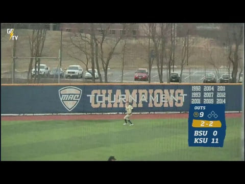 Kent State Baseball vs. Ball State 3.24.18