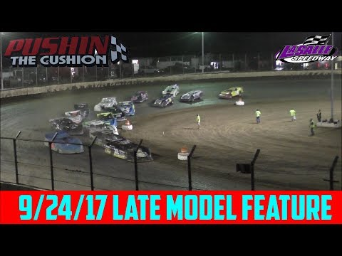 LaSalle Speedway - 9/24/17 - Late Model - Feature