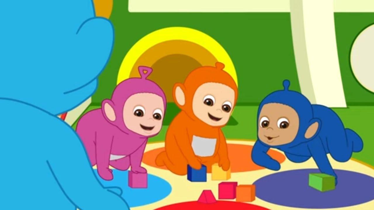 Tiddlytubbies Season 1 ★ Tiddlytubbies Build with Blocks ★ Tiddlytubbies Full Episodes