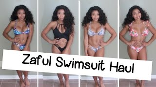 ♡ Zaful Swimsuit & Romper TRY-ON HAUL ♡