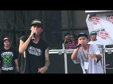 La Prole en Hip Hop Internacional Perú