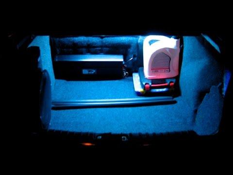 Продолжаем рукожопить освещение в багажник (на базе XTW-SY-8 и MT3608)