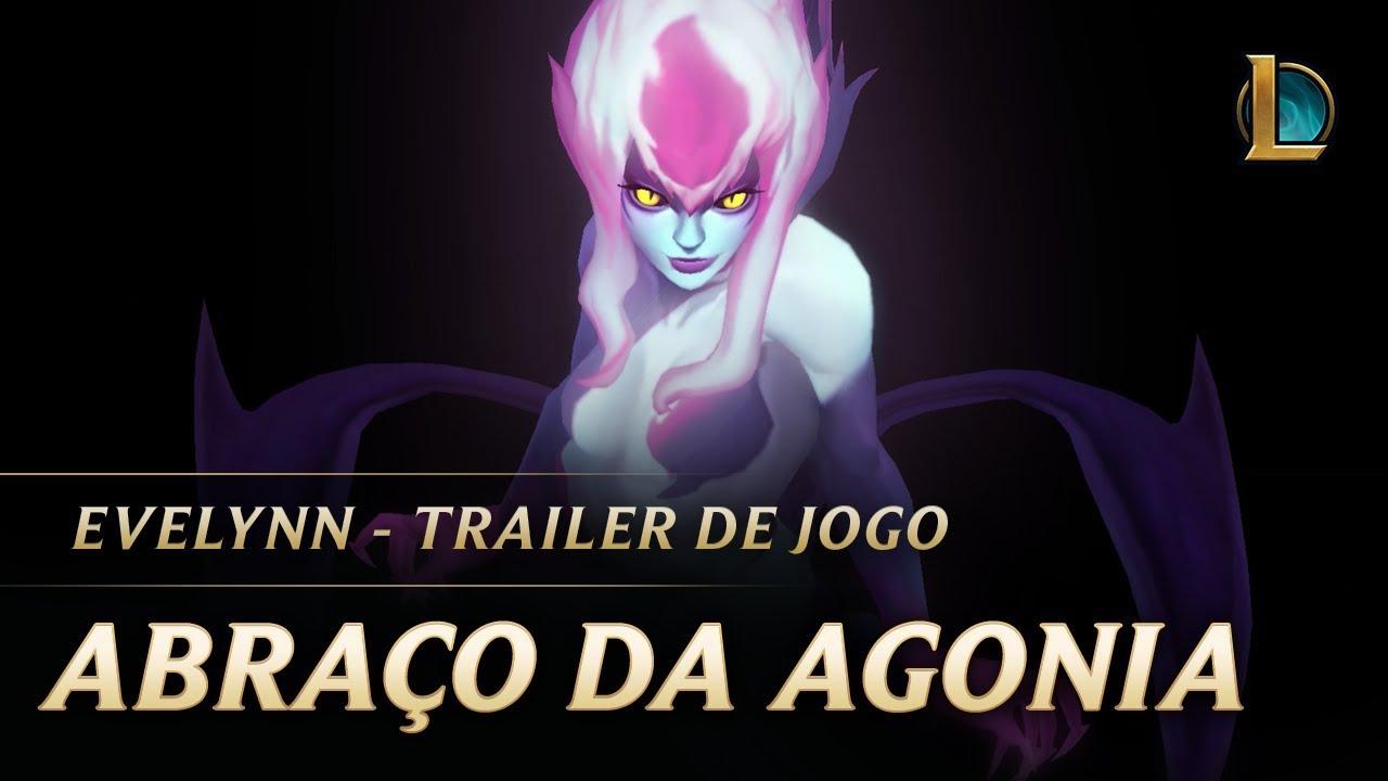 Download Evelynn: Abraço da Agonia - Teaser de Campeã I League of Legends