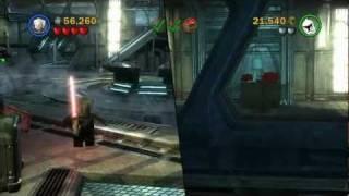 LEGO Star Wars III The Clone Wars - 2-Player Co-op [HD]